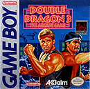jaquette Gameboy Double Dragon III The Sacred Stones