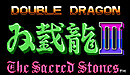 jaquette PC Double Dragon III The Sacred Stones