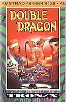 jaquette Amstrad CPC Double Dragon