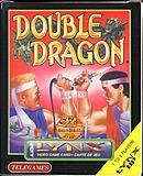 jaquette Lynx Double Dragon