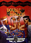 jaquette Megadrive Double Dragon