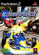 jaquette PlayStation 2 Downforce