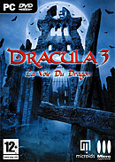 jaquette PC Dracula 3 La Voie Du Dragon