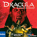 jaquette PC Dracula Resurrection