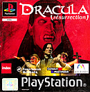 jaquette PlayStation 1 Dracula Resurrection
