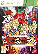 jaquette Xbox 360 Dragon Ball Raging Blast 2