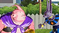 Dragon Ball Xenoverse Beerus Boo image 1
