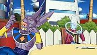 Dragon Ball Xenoverse Beerus image 2