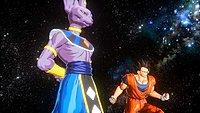 Dragon Ball Xenoverse Beerus image 4