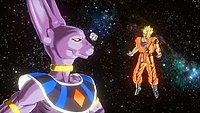 Dragon Ball Xenoverse Beerus image 6