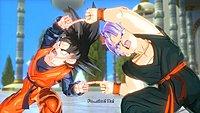 Dragon Ball Xenoverse Fusion Goten Trunks