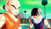 Dragon Ball Xenoverse Gohan Krilin image 3