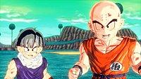 Dragon Ball Xenoverse Gohan Krilin image 4