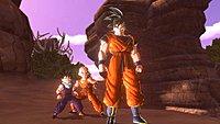 Dragon Ball Xenoverse Goku Gohan Krilin image 1