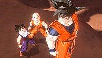 Dragon Ball Xenoverse Goku Gohan Krilin image 2
