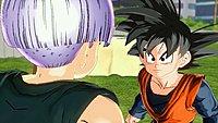Dragon Ball Xenoverse Goten Trunks image 2