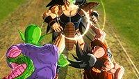 Dragon Ball Xenoverse Raditz Piccolo Goku image 23