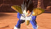 Dragon Ball Xenoverse Vegeta image 2