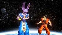 Dragon Ball Xenoverse Beerus screenshot 1