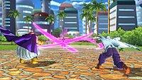 Dragon Ball Xenoverse Beerus screenshot 2