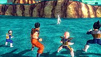 Dragon Ball Xenoverse Freezer screenshot 2