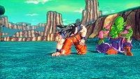 Dragon Ball Xenoverse Goku Piccolo screenshot