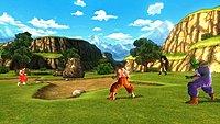 Dragon Ball Xenoverse Raditz screenshot 3