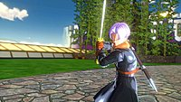 Dragon Ball Xenoverse Trunks screenshot