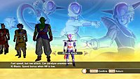 Dragon Ball Xenoverse screenshot creation personnage 3