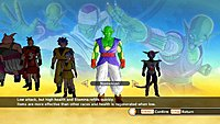 Dragon Ball Xenoverse screenshot creation personnage 4
