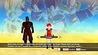 Dragon Ball Xenoverse screenshot creation personnage 7