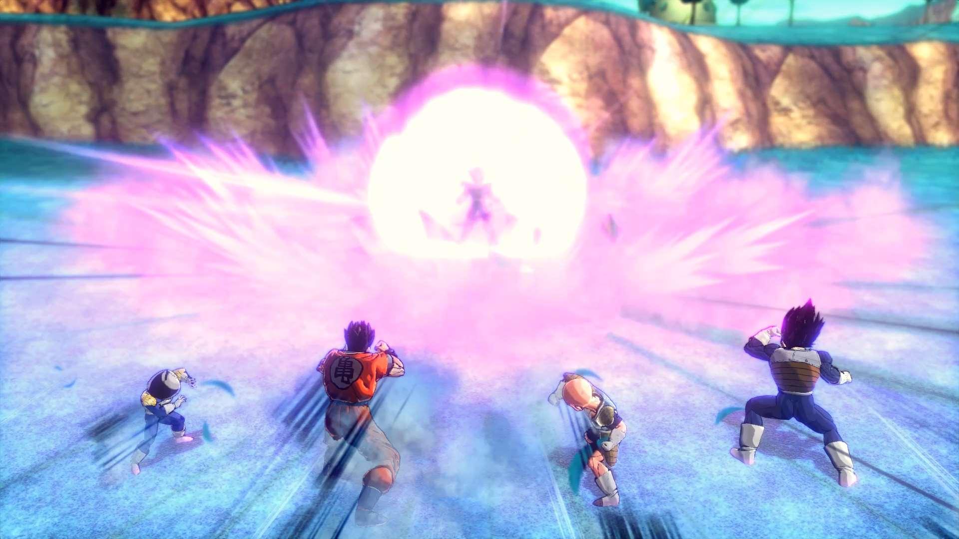 Wallpapers, fond d'ecran pour Dragon Ball Xenoverse PC