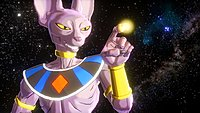 Dragon Ball Xenoverse Beerus wallpaper 1