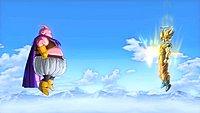 Dragon Ball Xenoverse Boo vs Goku wallpaper