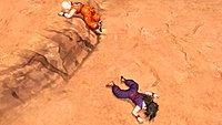 Dragon Ball Xenoverse Gohan Krilin KO wallpaper
