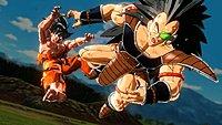 Dragon Ball Xenoverse Goku Raditz wallpaper