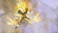 Dragon Ball Xenoverse Goku super Sayen wallpaper