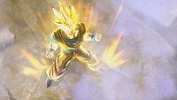 Dragon Ball Xenoverse Goku super Sayen wallpaper