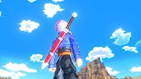 Dragon Ball Xenoverse Trunks wallpaper