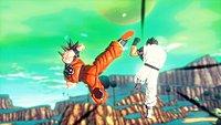Dragon Ball Xenoverse combat Goku wallpaper 2
