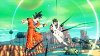 Dragon Ball Xenoverse combat Goku wallpaper 3
