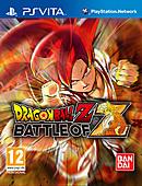 jaquette PS Vita Dragon Ball Z Battle Of Z