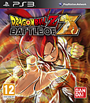 jaquette PlayStation 3 Dragon Ball Z Battle Of Z
