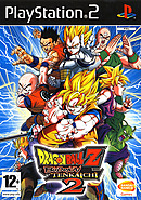 jaquette PlayStation 2 Dragon Ball Z Budokai Tenkaichi 2