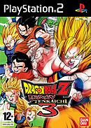 jaquette PlayStation 2 Dragon Ball Z Budokai Tenkaichi 3