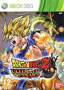 jaquette Xbox 360 Dragon Ball Z Ultimate Tenkaichi