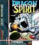 jaquette Amiga Dragon Spirit The New Legend