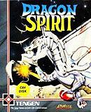 jaquette Commodore 64 Dragon Spirit The New Legend