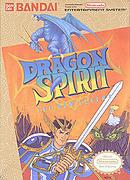 jaquette Nes Dragon Spirit The New Legend