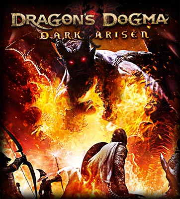 jaquette PC Dragon s Dogma Dark Arisen